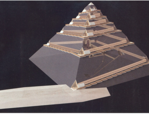 The Secret Inner Workings of the Pyramids